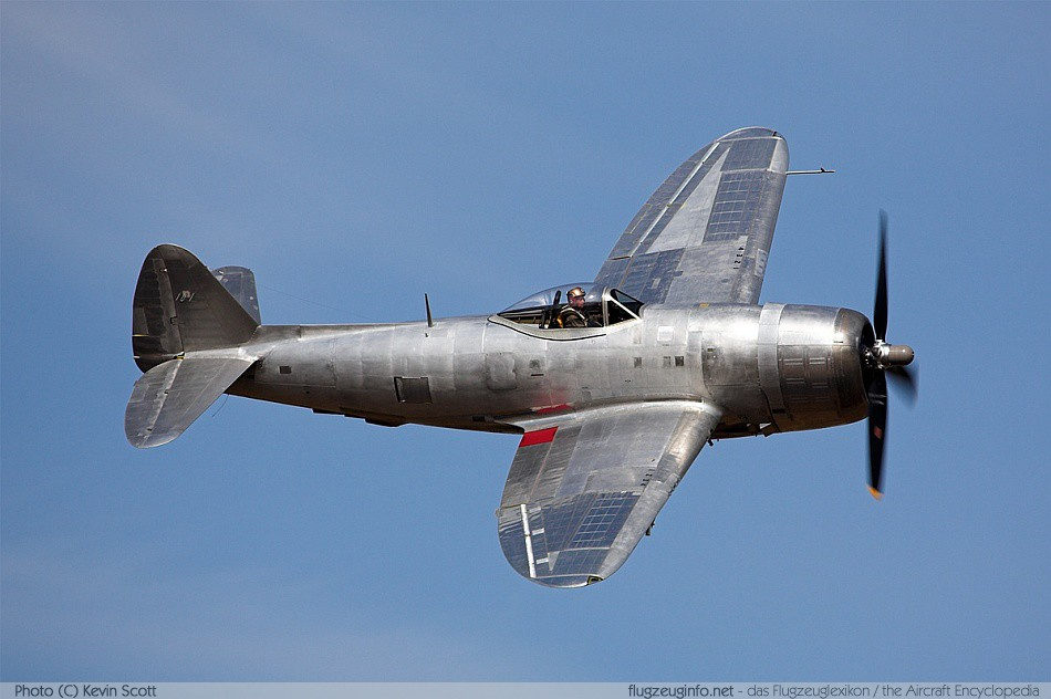 Republic P-47 Thunderbolt P 47d Thunderbolt
