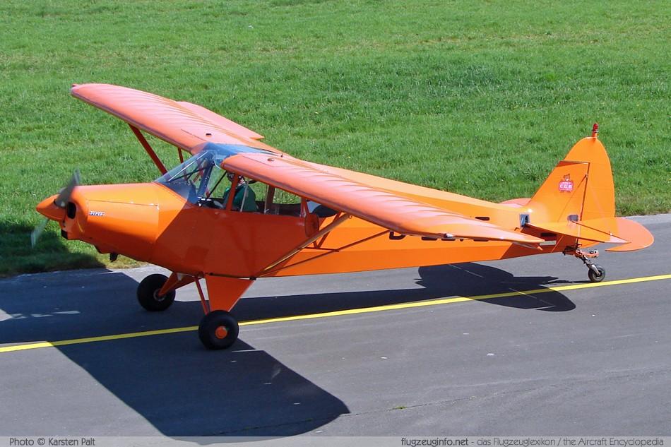 Piper Pa-12 Super Cruiser - Specifications