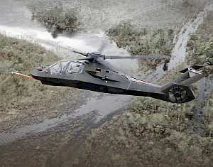 Sikorsky / Boeing RAH-66 Comanche © Sikorsky Aircraft Corp.