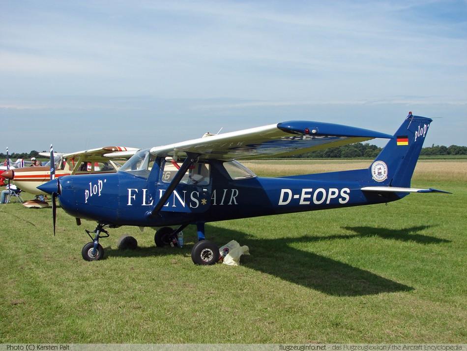 Cessna 150 & 152 - Specifications - Technical Data / Description