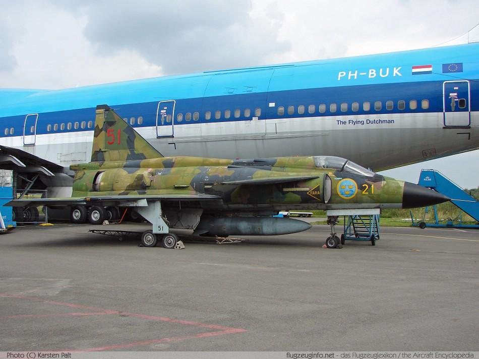 Saab Saab-37 Viggen