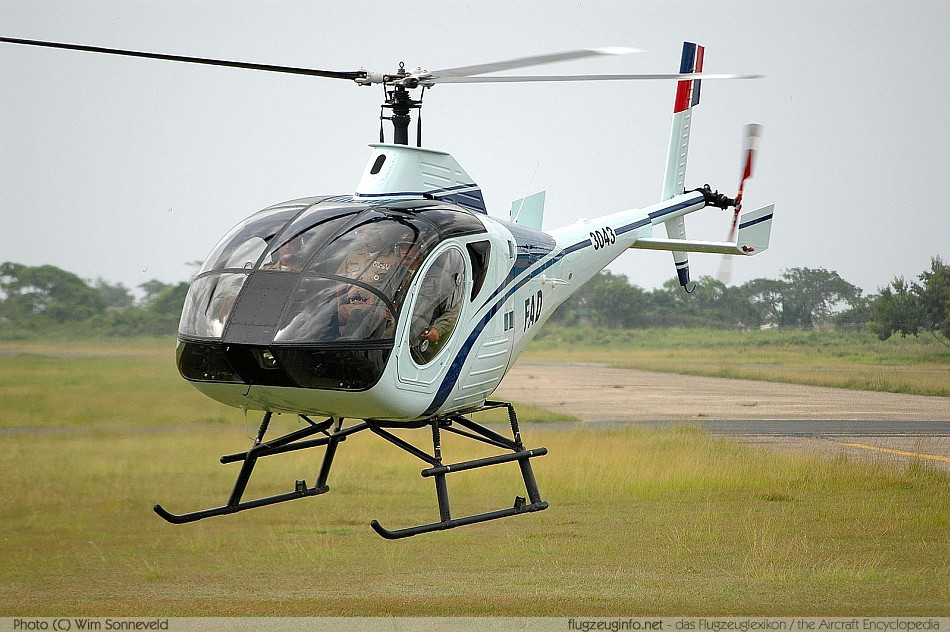 Schweizer / Sikorsky 330 / 333 / S-333 / S-434 - Specifications ...