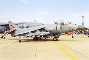 BAe Sea Harrier FA2 © Karsten Palt