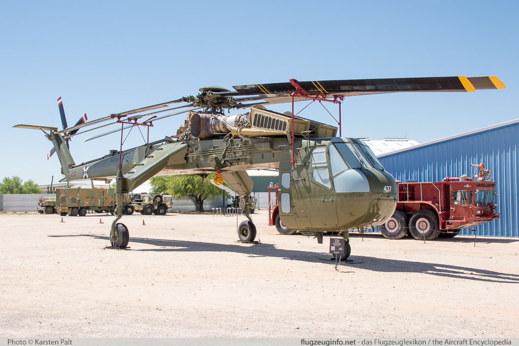 Elicottero Sikorsky : Sikorsky aircraft s skycrane ch tarhe