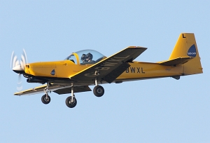 Slingsby T-67M-260 Firefly, Defence Elementary Flying Training School (Babcock), © Mick Bajcar