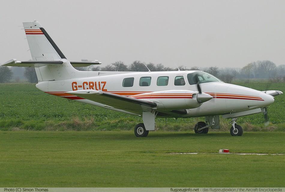 Cessna t303 crusader specifications technical data description cessna t303 crusader fandeluxe Images