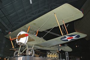 Thomas-Morse S4C USAAS SC38944 National Museum of the US Air Force © Karsten Palt