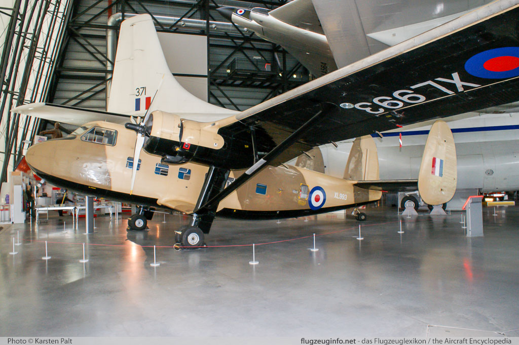 Scottish aviation twin pioneer technische daten beschreibung