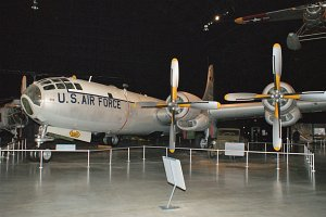 Boeing WB-�D Superfortress USAF 49-�10 National Museum of the US Air Force © Karsten Palt