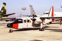 Britten-Norman BN-2B-26 Islander (Defender), Armed Forces of Malta, AS9516, c/n 2159,© Karsten Palt, 2001