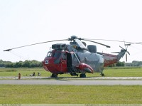 Westland Sea King HU5, Royal Navy, ZA166, c/n WA899,© Karsten Palt, 2006