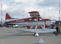 De Havilland Canada DHC-2 Beaver, Clipper Aviation, D-FLEN, c/n 1056,© Karsten Palt, 2007