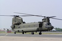 Boeing-Vertol Chinook HC2, Royal Air Force, ZA705, c/n MA017/M7030,© Mike Vallentin, 2008
