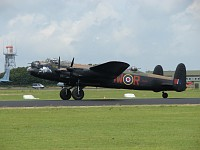 AVRO 683 Lancaster B1, Battle of Britain Memorial Flight, PA474, c/n ,© Karsten Palt, 2008
