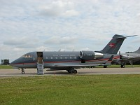 Canadair / Bombardier CL-604, Royal Danish Air Force, C-080, c/n 604-5380,© Karsten Palt, 2008