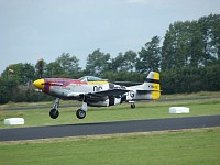 North American P-51D Mustang, Stichting Dutch Mustang Flight, PH-PSI, c/n 122-40965,© Karsten Palt, 2008