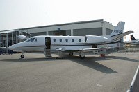 Cessna 560XLS Citation Excel+, Cessna Aircraft, N563XL, c/n 560-6003,© Karsten Palt, 2009