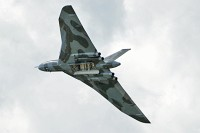 AVRO 698 Vulcan B2, Vulcan to the Sky Thrust, G-VLCN, c/n SET12,© Karsten Palt, 2009