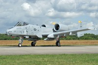 Fairchild Republic A-10A Thunderbolt II United States Air Force (USAF) 82-0654 A10-0702 Luchtmachtdagen 2009 Volkel (EHVK / UDE) 2009-06-19, Photo by: Karsten Palt