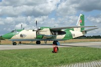 Antonov / Antonow An-26, Slovak Air Force, 3208, c/n 13208,� Karsten Palt, 2009