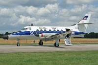 BAe Jetstream T Mk.2, Royal Navy, XX476, c/n 216,� Karsten Palt, 2009