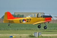 Fokker S.11-1 Instructor, Stichting Fokker Four, PH-HOL, c/n 6270,© Karsten Palt, 2009