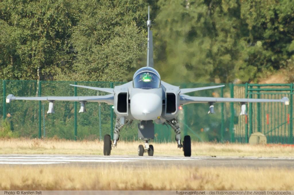 Saab JAS39C Gripen, Hungarian Air Force, Registrierung 37