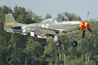 North American P-51D Mustang, Scandinavian Historic Flight, N167F, c/n 122-40417,© Karsten Palt, 2009