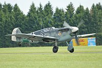 Hispano HA-1112-M1L Buchon, air fighter academy, D-FMVS, c/n 234,© Karsten Palt, 2010