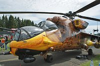Mil Mi-24V, Hungarian Air Force, 716, c/n K220716,� Karsten Palt, 2010