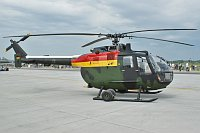 MBB Bo 105P1, German Army Aviation / Heer, 87+98, c/n 6198,� Karsten Palt, 2010