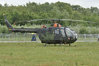 MBB Bo 105P1, German Army Aviation / Heer, 86+25, c/n 6025,� Karsten Palt, 2010