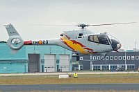 Eurocopter EC 120B, Spanish Air Force, HE.25-1, c/n 1115,© Karsten Palt, 2010