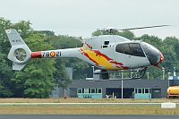Eurocopter EC 120B, Spanish Air Force, HE.25-2, c/n 1140,© Karsten Palt, 2010