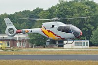 Eurocopter EC 120B, Spanish Air Force, HE.25-5, c/n 1167,© Karsten Palt, 2010