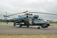 Mil Mi-24V, Czech Air Force, 7353, c/n 087353,� Karsten Palt, 2010