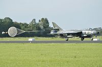 Hawker Hunter F.6A, Dutch Hawker Hunter Foundation, G-KAXF, c/n S4/V/3361,© Karsten Palt, 2011