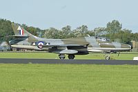 Hawker Hunter T.7, Privat / Team Viper, G-BXFI, c/n 41H/670818,© Karsten Palt, 2011