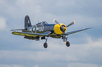 Chance-Vought (Goodyear) FG-1D Corsair The Fighter Collection G-FGID 3111 Flying Legends 2016 Duxford Aerodrome (EGSU / QFO) 2016-07-10, Photo by: Karsten Palt