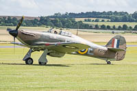 Hawker Hurricane Mk.12A, Historic Aircraft Collection, G-HURI, c/n 72036,© Karsten Palt, 2016