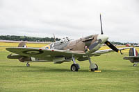 Supermarine Spitfire F Mk.Vb Historic Aircraft Collection G-MKVB CBAF/2461 Flying Legends 2016 Duxford Aerodrome (EGSU / QFO) 2016-07-10, Photo by: Karsten Palt