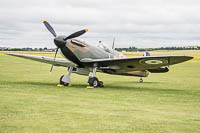 Supermarine Spitfire LF Mk.Vb (LF5B)  G-CISV CBAF/2405 Flying Legends 2016 Duxford Aerodrome (EGSU / QFO) 2016-07-10, Photo by: Karsten Palt