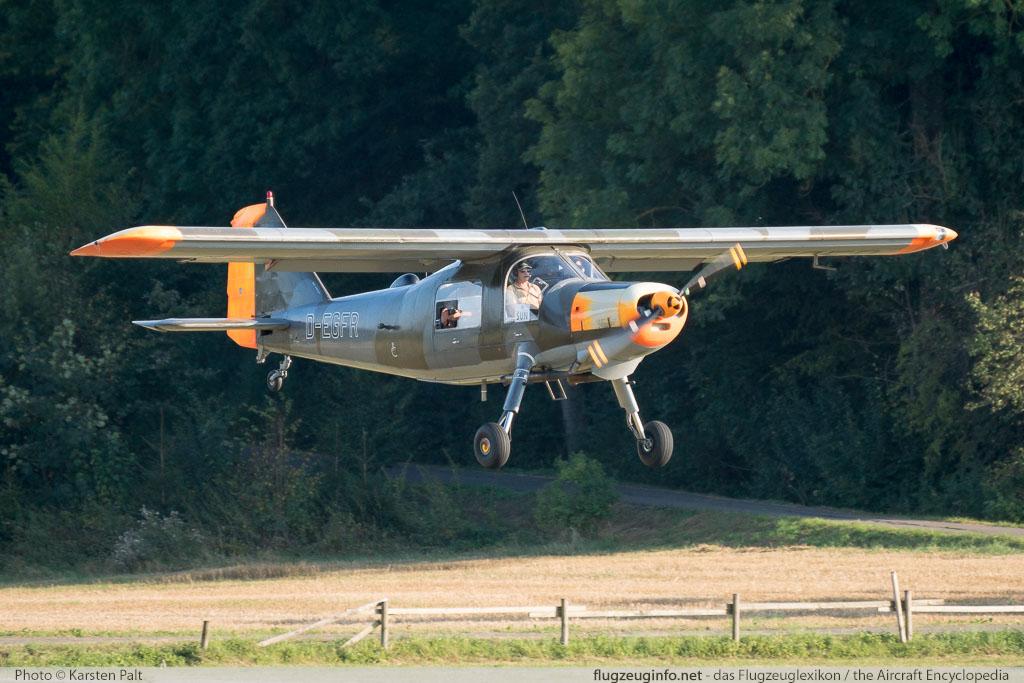 Egfr Flugzeug D Foto