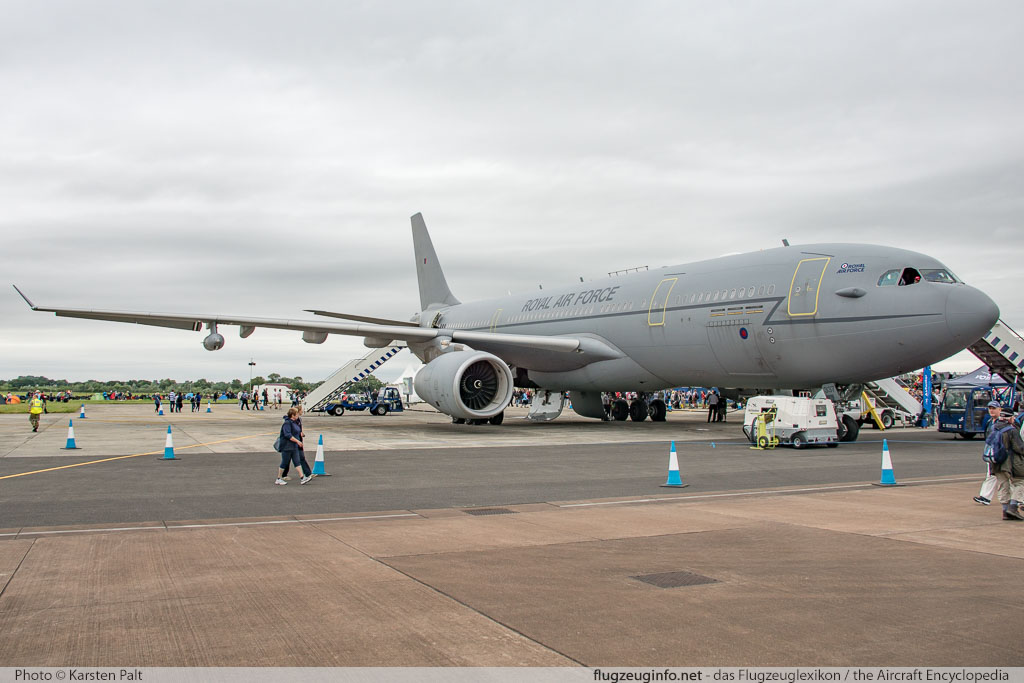 Airbus Voyager KC3 (A330-243MRTT) Royal Air Force ZZ337 1390 Royal International Air Tattoo 2016 RAF Fairford (EGVA / FFD) 2016-07-09 � Karsten Palt, ID 12752