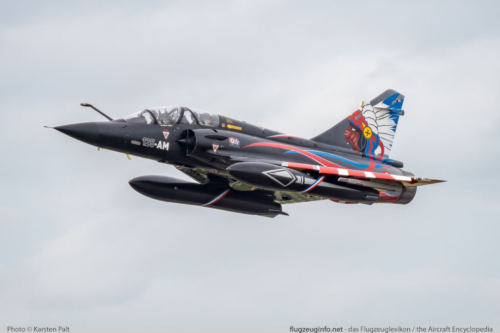 Dassault Mirage 2000N French Air Force / Armee de l Air 353 315 Royal International Air Tattoo 2016 RAF Fairford (EGVA / FFD) 2016-07-09 � Karsten Palt, ID 12805