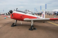 De Havilland Canada DHC-1 Chipmunk 22  G-BYHL C1/0361 Royal International Air Tattoo 2016 RAF Fairford (EGVA / FFD) 2016-07-09, Photo by: Karsten Palt
