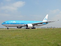 Boeing 777-206ER, KLM - Royal Dutch Airlines, PH-BQM, c/n 34712 / 559,� Karsten Palt, 2007