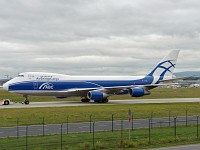 Boeing 747-281F/SCD Air Bridge Cargo VP-BIJ 25171 / 886  Frankfurt am Main (EDDF / FRA) 2007-09-07, Photo by: Karsten Palt