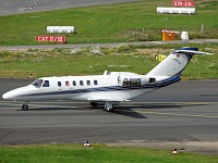 Cessna 525A CitationJet CJ2, Hahn Air, D-IHHN, c/n 525A-0041,© Karsten Palt, 2007