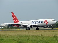 Boeing 767-31AER Martinair PH-MCH 24429 / 294  Amsterdam-Schiphol (EHAM / AMS) 2007-06-19, Photo by: Karsten Palt
